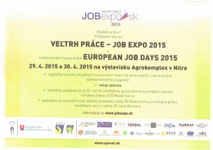JOB EXPO 2015