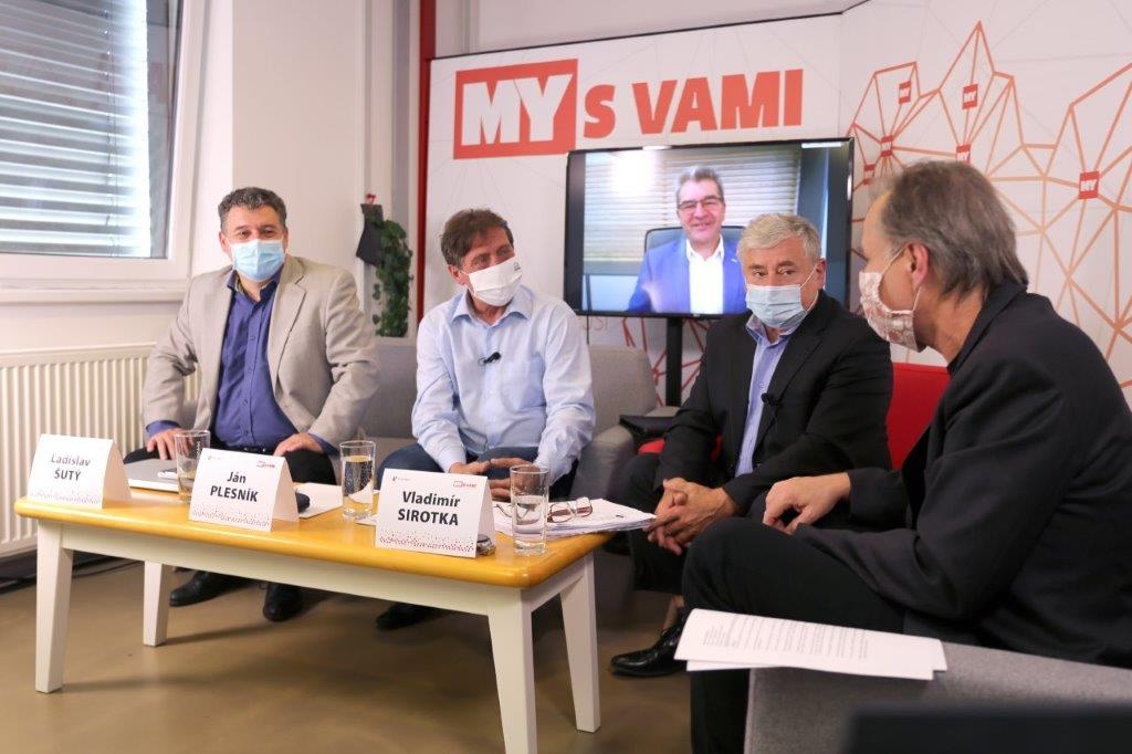 Beseda o rodinnom podnikaní v Regionálnej TV Žilina 8.9.2020