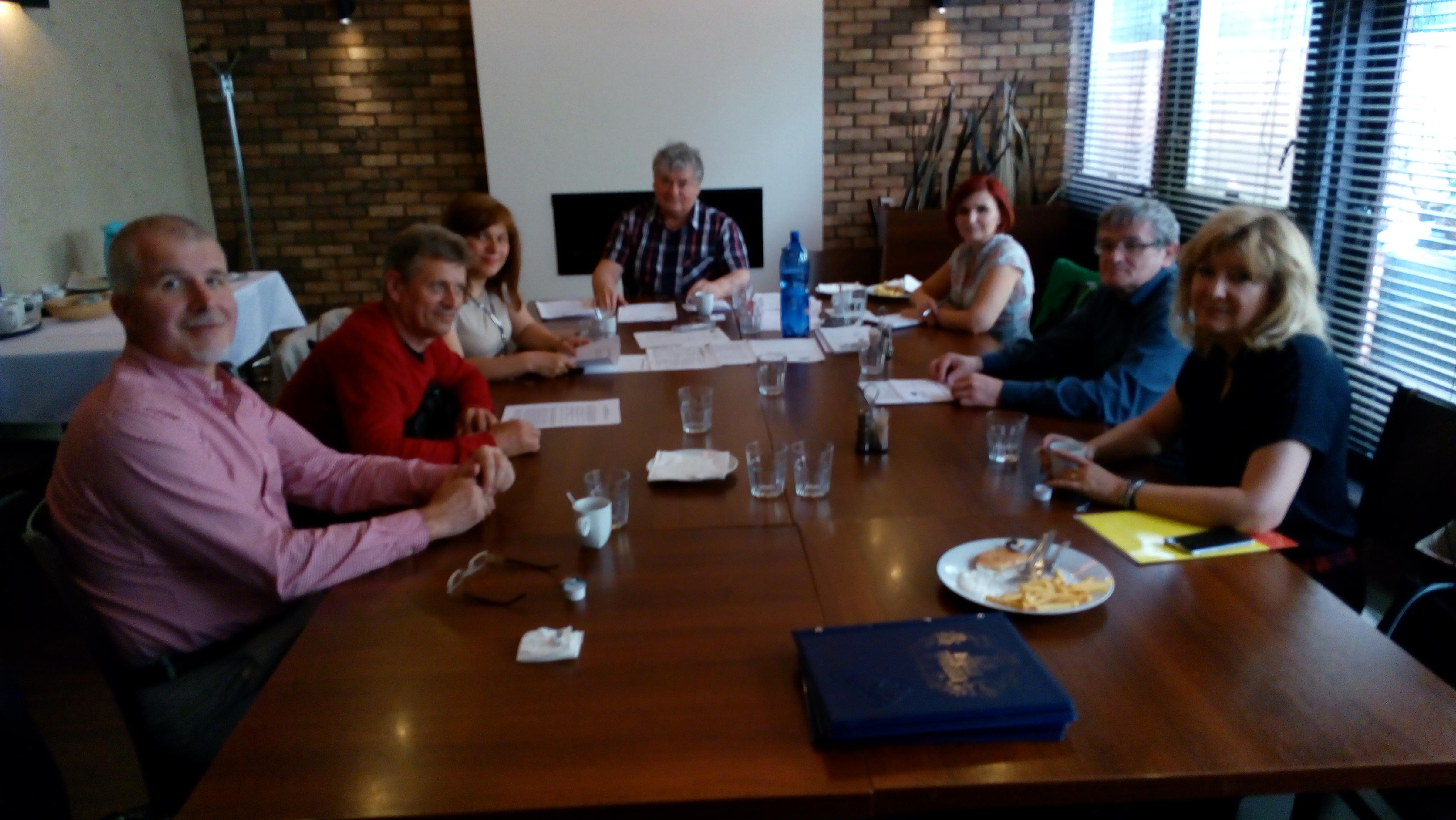 Stretnutie Prezídia SAMP