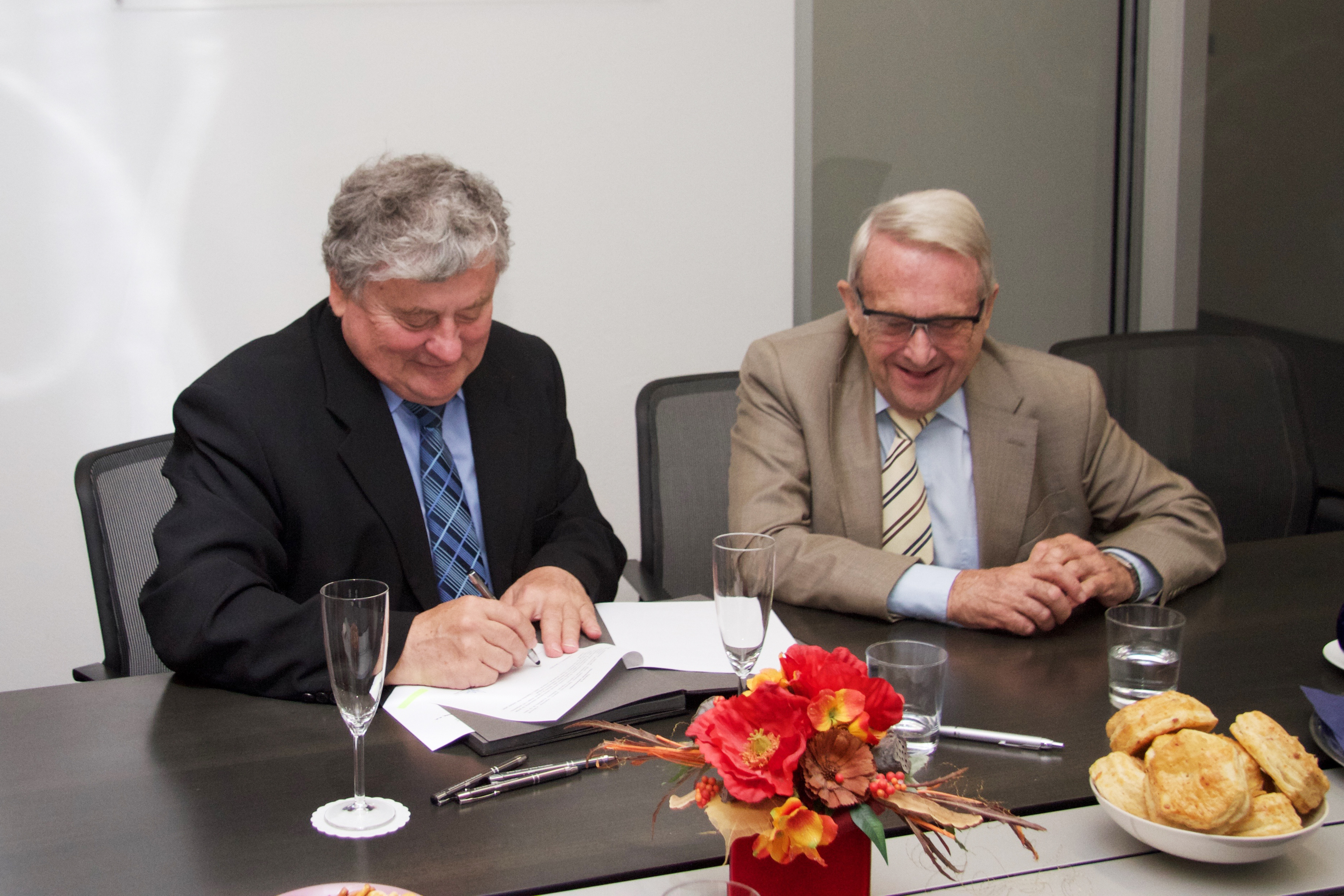 Memorandum s Paneurópskou vysokou školou