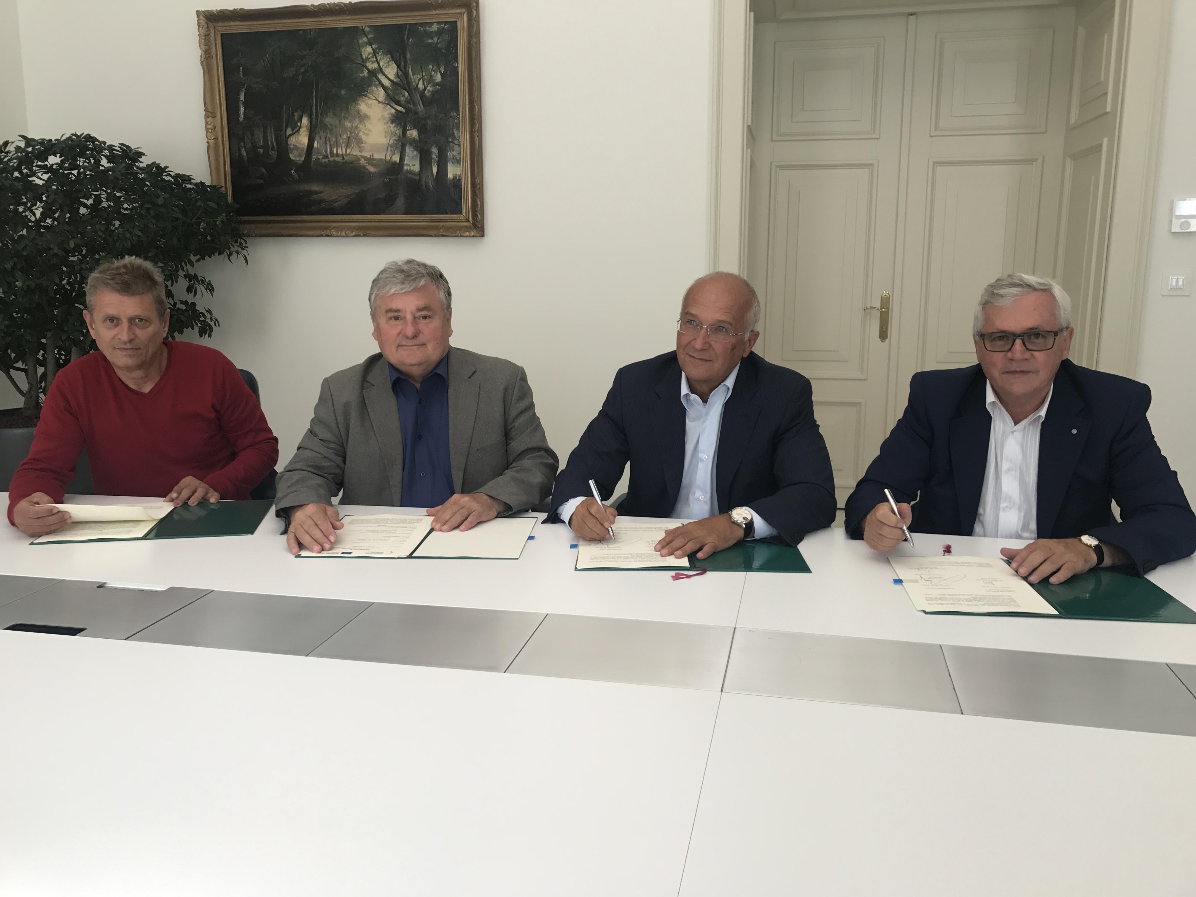 Memorandum o spolupráci s APZ